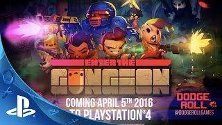 Видео Enter the Gungeon