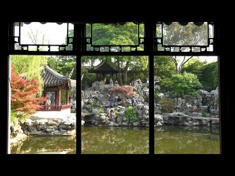 Discover the Classical Gardens of Suzhou, China