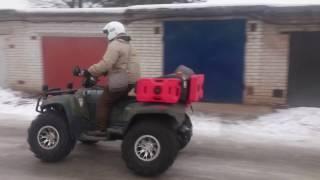 5. Arctic Cat 4x4 Diesel ITP MUD LITE XXL 30