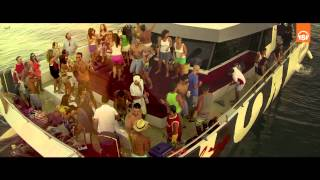 Stereo Sunset Yacht Party – Albufeira Water Fest – Summer 2014
