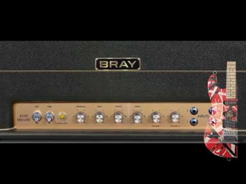David Bray 4550 Plexi Profile - Hanenberg Amp Profiling