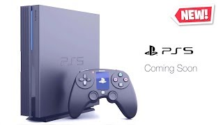 *NEW* PLAYSTATION 5 is REAL! by Ali-A