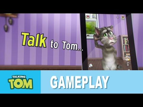 Video of Talking Tom Cat 2