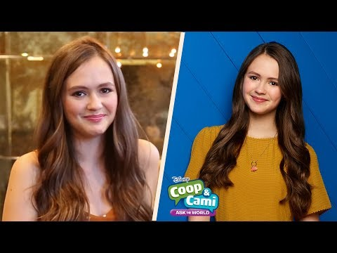 How Olivia Sanabia Became a Disney Channel Star