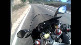 7. Aprilia RSV4 technical review and road test