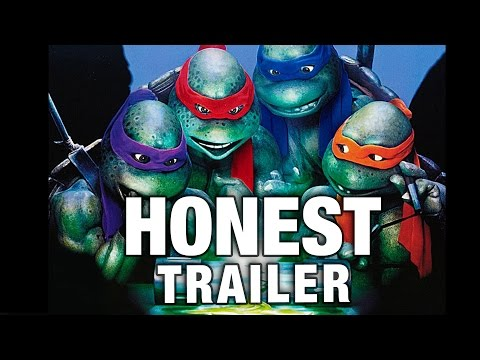 Honest Trailers Teenage Mutant Ninja Turtles 2 The Secret of the