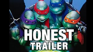 Honest Trailers - Teenage Mutant Ninja Turtles 2: The Secret Of The Ooze