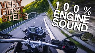 5. TAMING the TRIUMPH TIGER 800 XC [RAW Onboard]