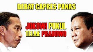 Video DEBAT CAPRES PANAS! Prabowo Asal Tuduh, Jokowi Beri Pukulan Telak Mematikan MP3, 3GP, MP4, WEBM, AVI, FLV Januari 2019