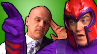 Magneto & Professor X Therapy! Session #8