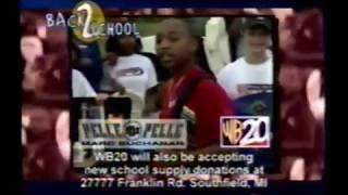 8. 2000 WXON/WB20 Back to School Commercial