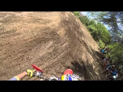 Motocross em Jequié. Classificatória