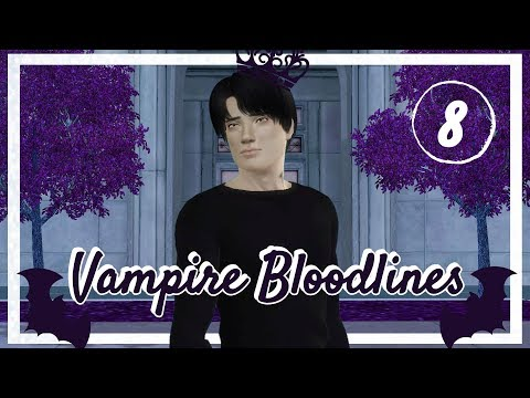 A Successful Romance?! ⚰️ EPISODE 8 | Vampire Bloodlines - The Sims 3 | Shade Family