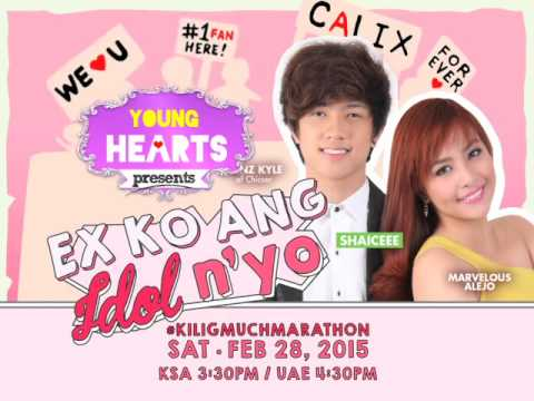 Young Hearts Presents Ex Ko Ang Idol N'yo Marathon (Middle East Time Slots)