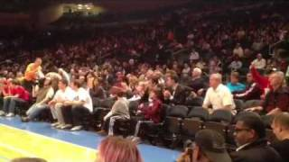 CBSSports.com -- Billy Kennedy's Daughter screams during free throws