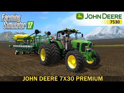 John Deere 7x30 Premium v1.0