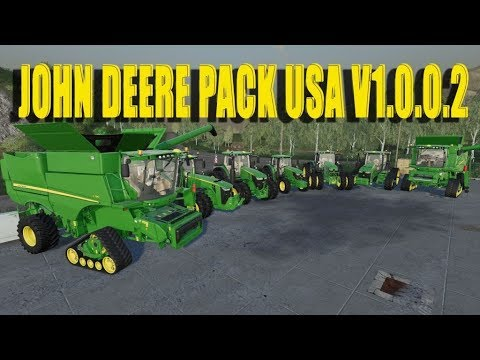 John Deere Pack USA v1.0.0.2