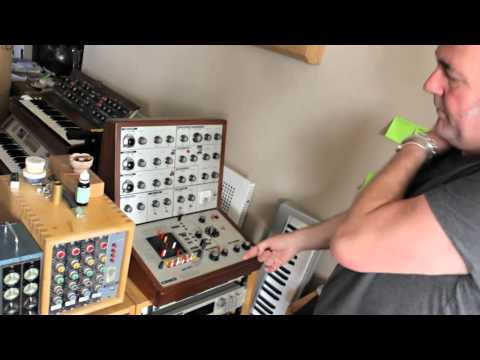 synth - Source visited Portishead's Adrian Utley in his home studio to get his reactions to the Arturia MiniBrute analog synth. While we were there Adrian gave us a ...