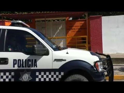 Εν ψυχρώ εκτέλεση Μεξικανού δημοσιογράφου στη σχολική γιορτή του γιου του…