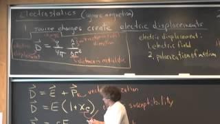 Microfluidics - Electrostatics Fundamentals Related To Electroosmosis