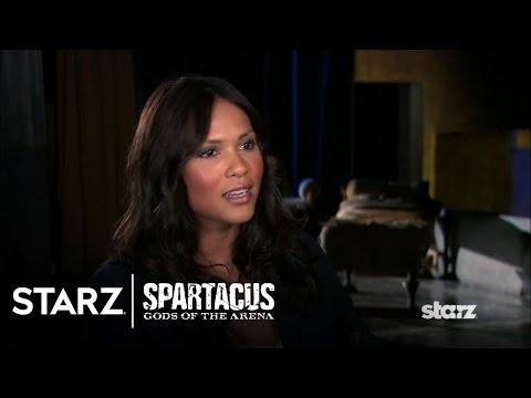 Spartacus: Gods of the Arena | Gladiator Camp | STARZ