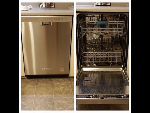 Dishwasher Reviews U2013 Kitchenaid Kdfe104dss