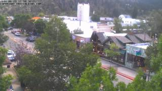 2014-08-29 - Estes Park Church Shops East Time-Lapse