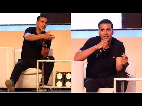 Akshay Kumar Talks About Role Of Bollywood Towards Better Society