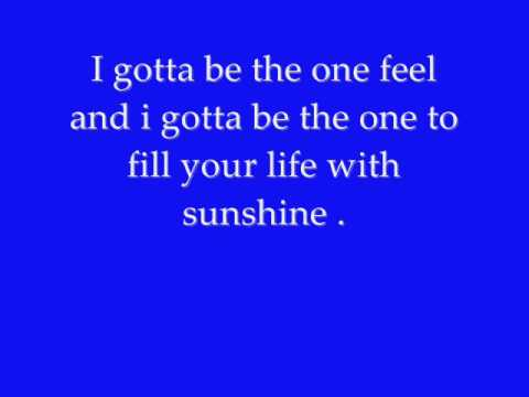 I Gotta Be - Jagged Edge / W. Lyrics