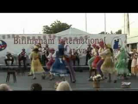 Folk Dance from Malta in the UK
