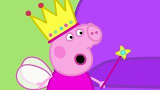 Peppa Pig Português vestido chique  Compilacao   Peppa Pig Dublado