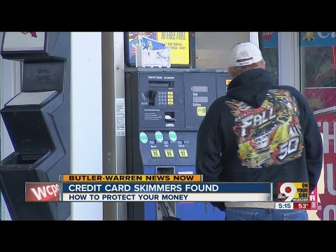 Credit card skimmers found in Mason and Franklin Township gas pumps