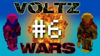 Minecraft Voltz Wars - We get owned.... #6