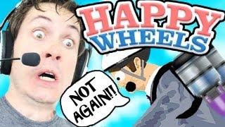 JETPACK CHALLENGE - Happy Wheels