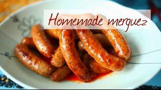 How to make homemade merguez