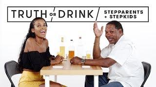 Video Stepparents & Stepkids Play Truth or Drink   Truth or Drink   Cut MP3, 3GP, MP4, WEBM, AVI, FLV Oktober 2018