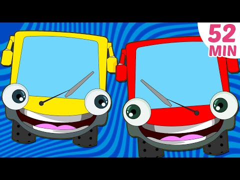 hooplakidz - Wheels on The Bus And Many More Videos | Nursery Rhymes Collection | 52 Minutes huge Compilation of Popular Nursery Rhymes by HooplaKidz! Watch all versions ...