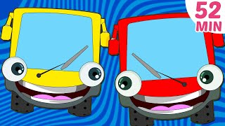 Watch Wheels On The Bus & Many More Nursery Rhymes & Baby Songs for fun
