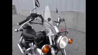 4. 2010 Yamaha V Star 250 Stock #9-1627 @ Diamond Motor Sports