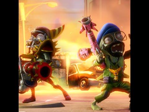 Tráiler de lanzamiento de Plants vs. Zombies: Garden Warfare en PS3 y PS4