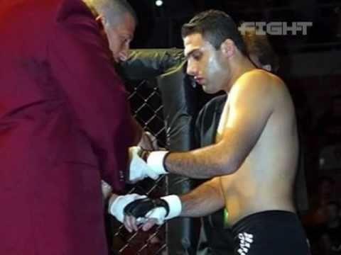 Fighter News Karo Parisyan Back at UFC 123