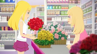 The LEGO® Friends are preparing for Mother's Day. Stephanie's and Tanya's mothers are hosting a business dinner to plan a charity event. Who can surprise the...