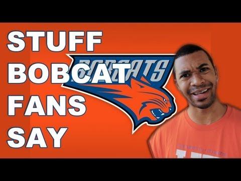 Stuff - Charlotte Bobcats Fans Say