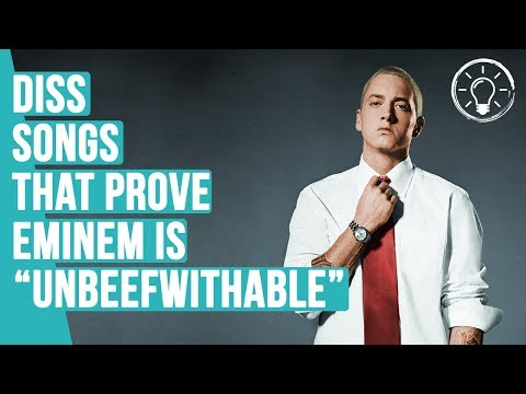 Why Rappers Are Terrified of Dissing Eminem (Part 1)