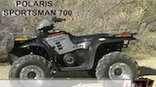 1. ATV Television - 2002 Polaris Sportsman 700 Test