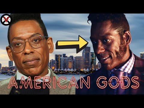 Orlando Jones BREAKS DOWN American Gods Firing & What REALLY Went Down!