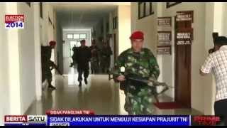 Video Bersitegang! Panglima TNI Sidak Kesatuan Elite TNI MP3, 3GP, MP4, WEBM, AVI, FLV September 2017