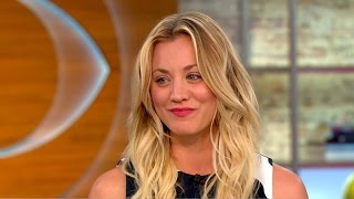 Kaley Cuoco on love,
