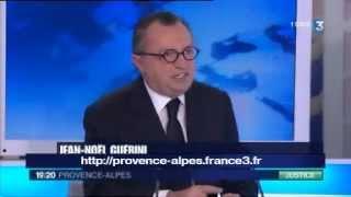 Jean Noël Guérini fait bonne figure