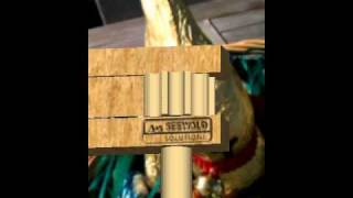 Wooden Easter Ratchet YouTube video